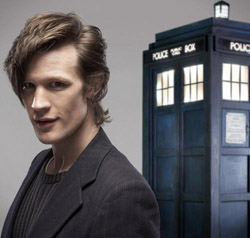 Matt Smith 11th Doctor Who